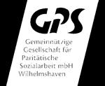 Logo Gemeinnützige Gesellschaft für Paritätische Sozialarbeit mbH Wilhelmshaven